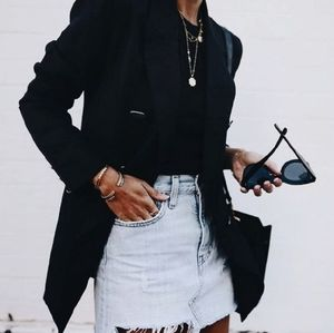 H&M Oversized Double Breasted Blazer